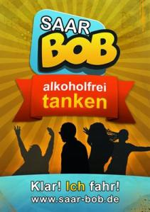 Flyer Aktion Saar Bob recto